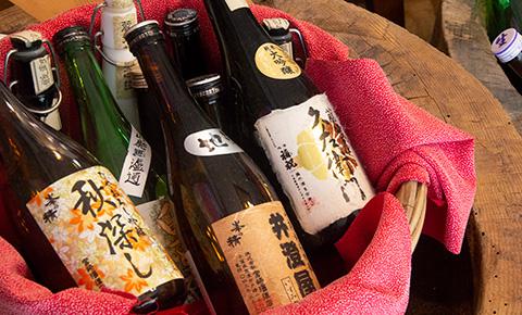 君津の地酒